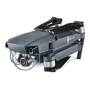 Refurbished DJI Mavic Pro Quadcopter Drone 4K Camera, GPS Positioning, 40mph £749.99 @ Scan