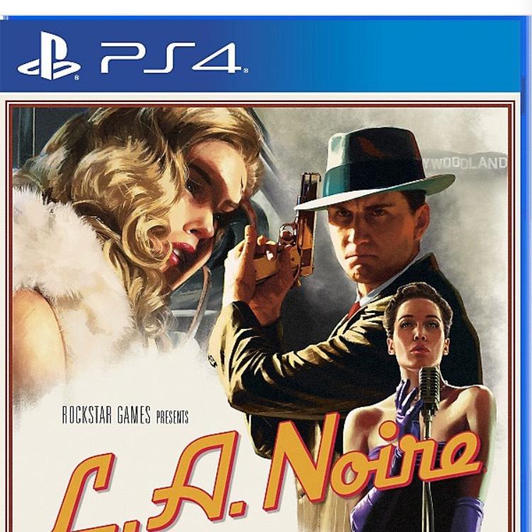 LA Noire PS4 £19.99 + £5 P&P at Selfridges (eligible for Selfridges+ £15 Unlimited Deliveries for 1 year)