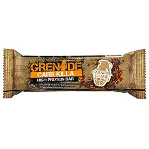 36x Grenade Carb Killa Bars (£14.24 per box of 12) £42.73 Del @ Amazon (£39.88 if you S&S)