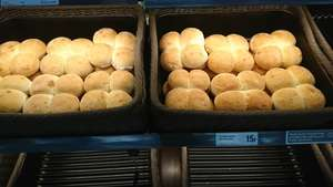 Scottish morning rolls 15p at Lidl Bakery