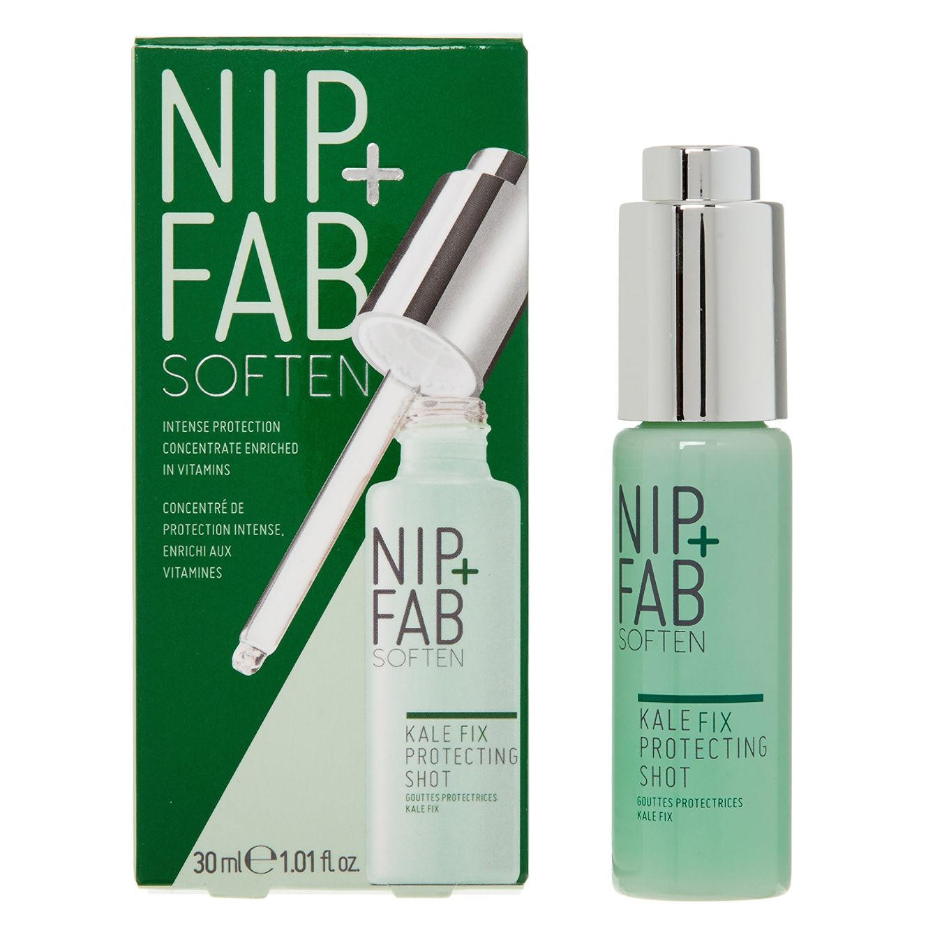 Nip and Fab Soften Kale Fix Protecting Shot 30ml £4.99 @ tkmaxx.com £1.99 c&c