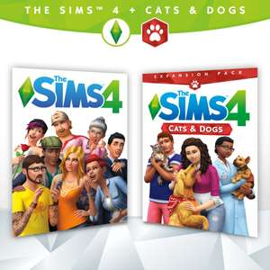 [Origin] The Sims 4 Base Game + Digital Deluxe Content + Cats and Dogs Expansion For PC/Mac £28.99 @ CDKeys (£27.54 With Facebook Code)