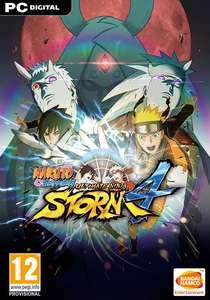 [Steam] Naruto Shippuden: Ultimate Ninja Storm 4 PC £9.99 @ CDKeys (£9.49 Using Facebook 5% Off Code)