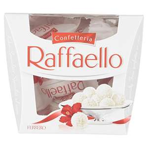 Ferrero Raffaello 15 Piece Ballotin (Pack of 3) £6.79 prime / £11.54 non prime @ Amazon
