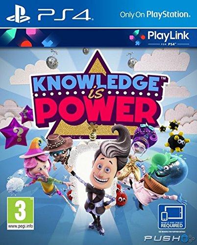 Knowledge is Power / Hidden Agenda PS4 £7.99 / £9.98 non prime @ Amazon
