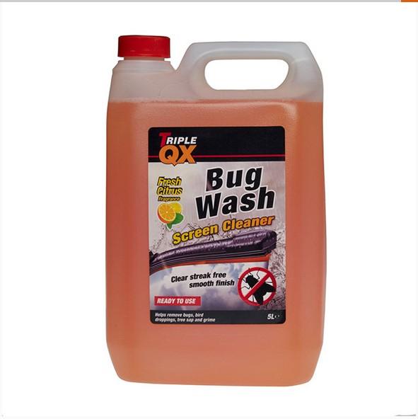 TRIPLE QX Ready Mixed Summer Bug Wash Screenwash (5Ltr) - £2.45 @ CarParts4Less