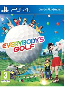 Everybody's Golf PS4 £18.85 delivered @ Simply games