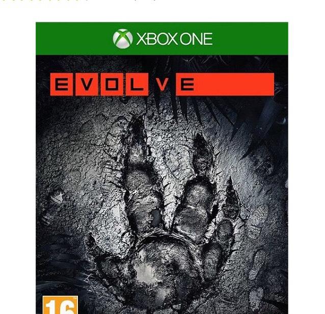 EVOLVE Xbox One £7 @ Tesco