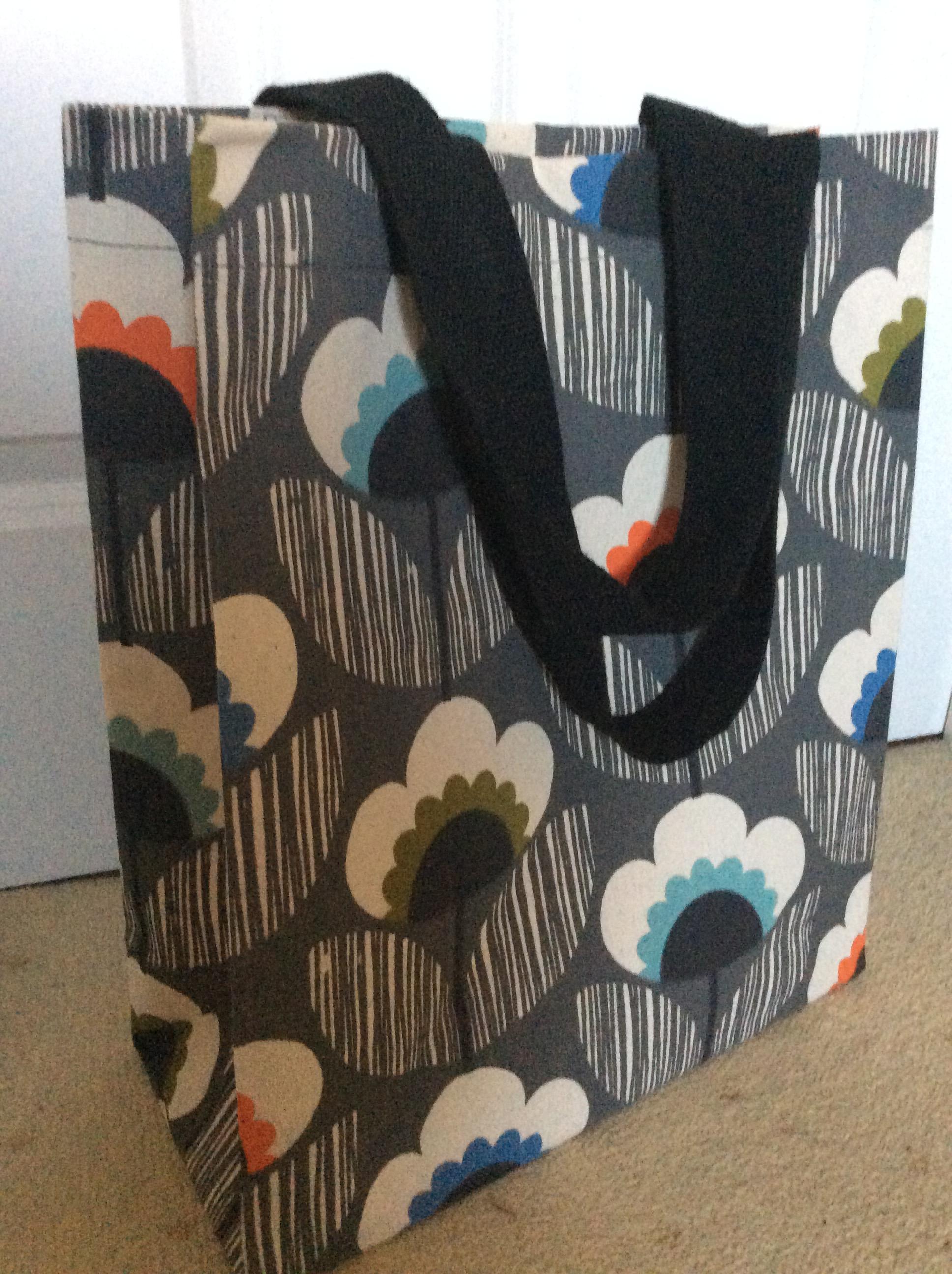 Tesco Orla Kiely Shopping Bags £5 instore