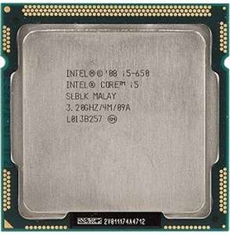 Intel Core i5-650 (3.2Ghz) LGA1156 £6 - £1.50 del @ CEX