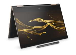 HP Spectre x360 13-ae004na Convertible Laptop + Sleeve Offer (using code YES3) - £1199 @ HP