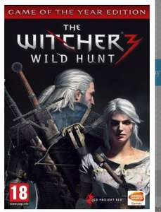 [GOG] The Witcher 3 Wild Hunt GOTY Edition £14.99 @ CDKeys (£14.24 Using FB Code)