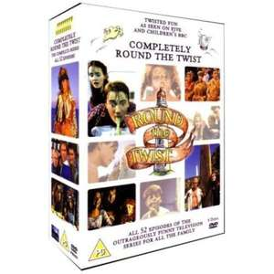 Completely Round The Twist Complete Series DVD Boxset £9.99 @ zavvi