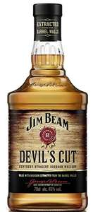 JIM BEAM DEVILS CUT KENTUCKY STRAIGHT BOURBON 70cl £16 @ Asda