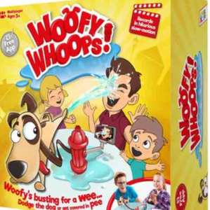 Woofy whoops - Home Bargains Huyton for £6.99