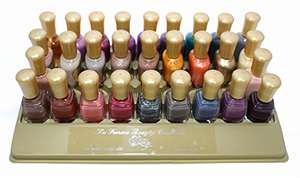 29 Assorted Nail Polish - Sold by FragrancesCosmeticsPerfumes / Fulfilled by Amazon - £5.99 Prime / £10.74 non-Prime