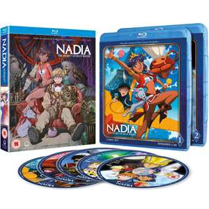 Nadia: Secret Of The Blue Water - Complete Series Collection Blu-ray £21.99 delivered @ Zavvi