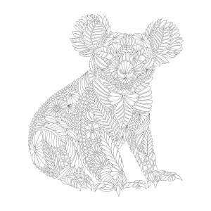 Free Colouring Pages to download _ hobbycraft