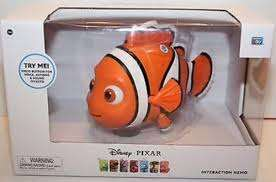 Disney Pixar Interactive Talking Nemo toy by Thinkway £12.99 @ Home Bargains