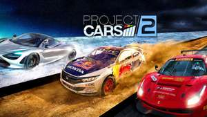 Project Cars 2 46% off @Fanatical - £23.85