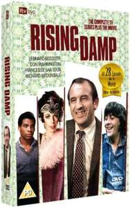 Rising Damp - The Complete Series And Movie DVD - £8.99 @ Zavvi