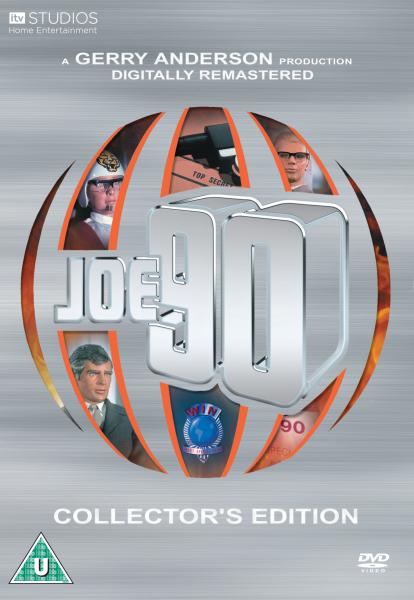 Joe 90 - The Complete Series DVD - £12.99 @ Zavvi