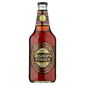 Bishops Finger Kentish Strong Ale 5.4%  £1.00  Asda