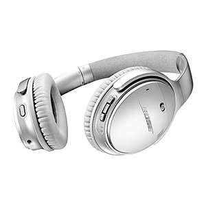Bose QuietComfort 35 Wireless Headphones II - Silver - AMAZON - £308.47