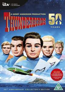 Classic Thunderbirds - The Complete Collection - Limited Edition DVD £16.49 @ Zavvi