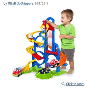 OBall GoGrippers Bounce n Zoom Speedway £16.99 @ Argos