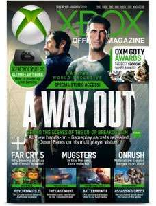 Official Xbox Magazine subscription + free game £34.99 @ My Favourite Magazines