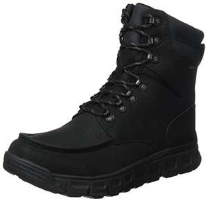 Clarks men's Edlund Hi GTX snow boots at Amazon for £48 [edit - available again]