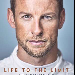 Jenson Button Autobiography Life to the Limit Kindle Edition  £1.49  Amazon
