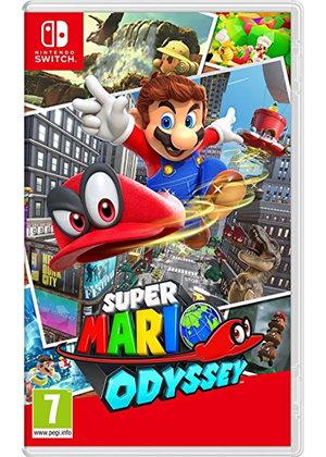 Super Mario Odyssey - Nintendo Switch £39.85 @ Base