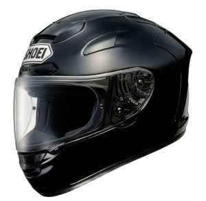Shoei X-Spirit 2 full face Helmet gloss black@ infinitymotorcycles - £249.99