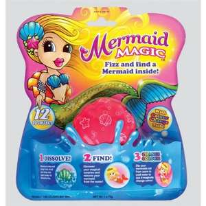 Calling all Mermaid Lovers - Mermaid Magic Fizz £3.99 Amazon - add on item