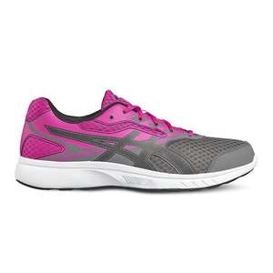 Asics Stormer Ladies Trainers £20 + £4.99 - Sports Direct