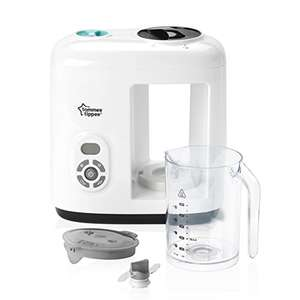 Tommee Tippee Baby Food Steamer Blender £53 Del @ Amazon (£70 - £100 elsewhere) PLUS Free Tommee Tippee Sangenic Tec Nappy Disposal Tub (worth £10) for Prime Members