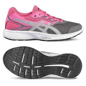ASICS STORMER GS GIRLS RUNNING SHOES £17.28 -  Sweatband