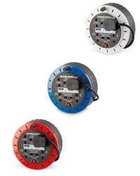 13amp 5m power ext. reel for £5.99 at Aldi