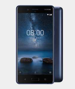 Nokia 8 £25pm 8gb data 24 month £25 p/m £600 plus £100 cashback @ Affordable mobiles