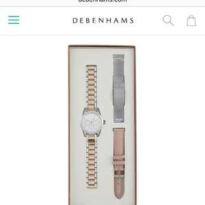 Red Herring ladies watch £12 at Debenhams + £2 c&c or £3.49 delivery