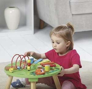 Carousel Music and Learning Table £17.50 @ Tesco Direct (Free C&C)