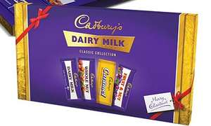 Cadburys Retro Selection Box £1.25 @ Booths - Knutsford