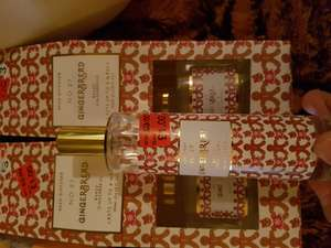 Primark christmas scented reed diffusers/room sprays only £1 instore