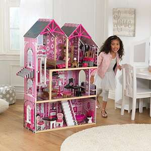KidKraft Bella Wooden Dollhouse £59.98 @ Amazon