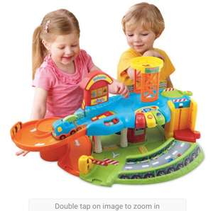 V tech toot toot garage £9.50 @ Tesco - Cardiff