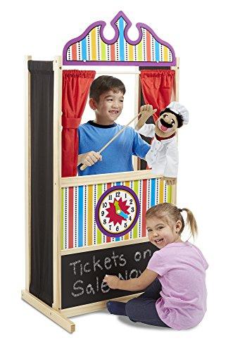 Melissa & Doug Deluxe puppet theatre £30 @ Amazon