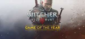 The Witcher 3: Wild Hunt - Game of the Year Edition (PC) £13.99 @ GOG (Includes Soundtrack & Extras)