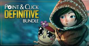 Point n Click Definitive Bundle £3.76 @ Indiegala